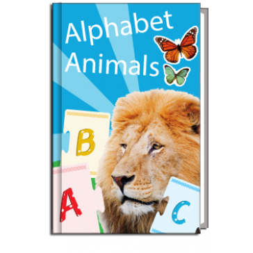 My 1st Steps Preschool Early Learning - Alphabet animals