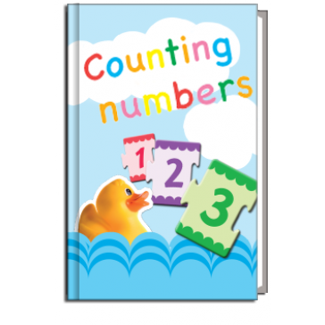 My 1st Steps Preschool Early Learning - Counting numbers