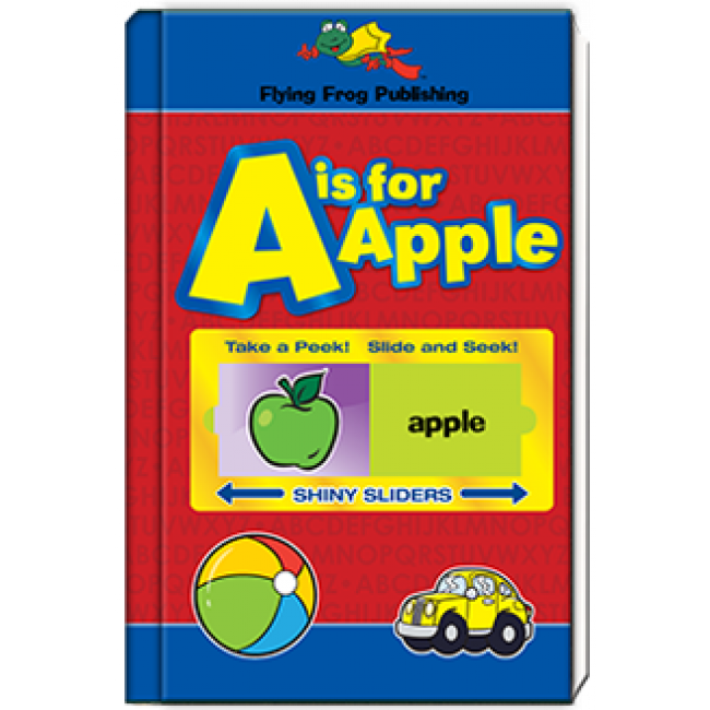 A is for apple language catalogue for Apple product book
