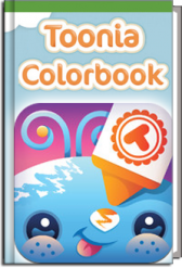 Toonia Colorbook